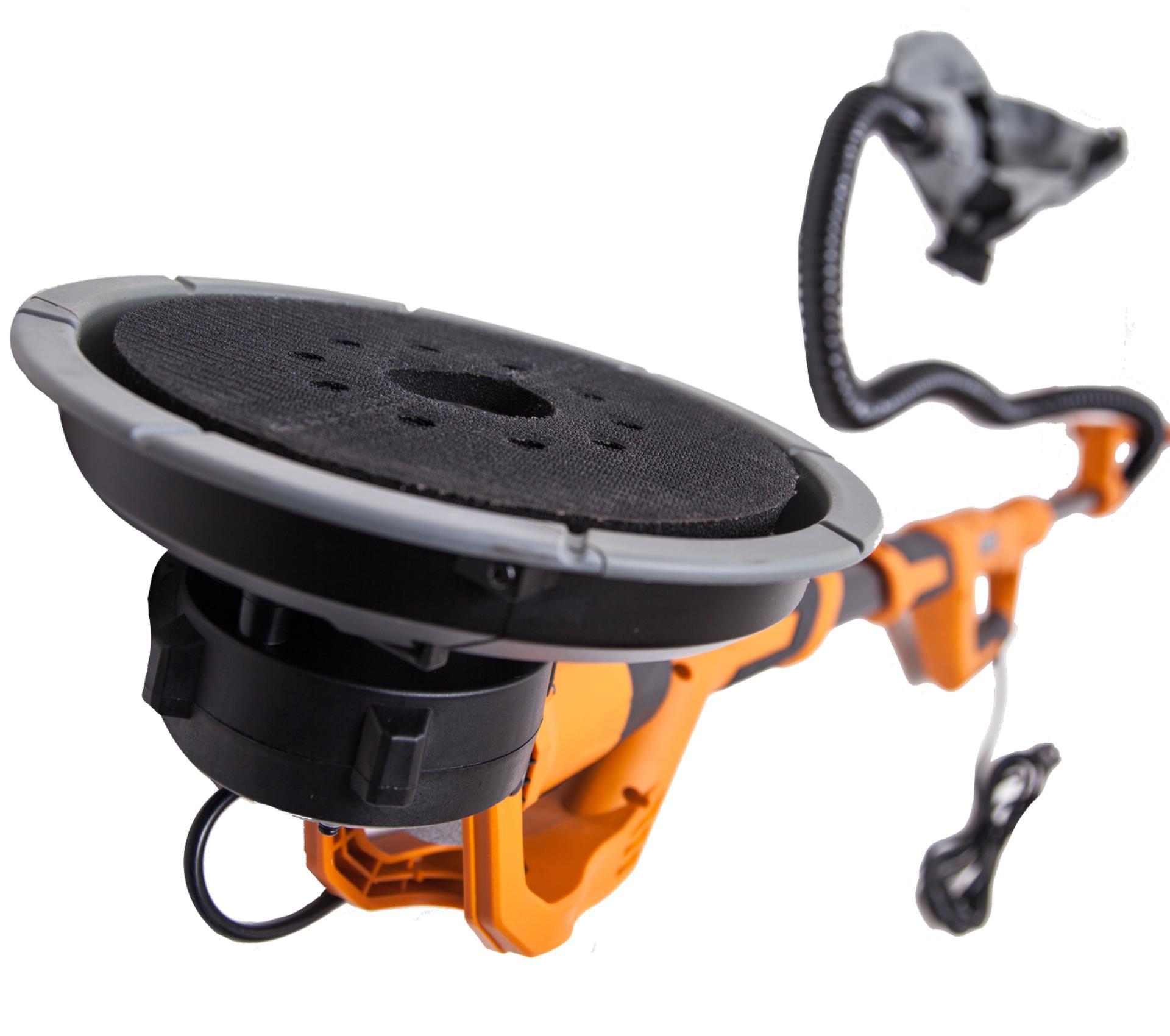 Шлифовальная машина для стен и потолков Aspro-C3 (пылесос не требуется)