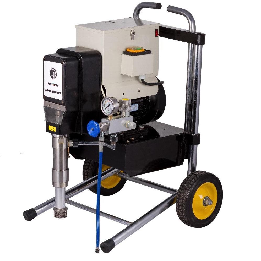 Агрегат окрасочный Dp-6880 для шпаклевки