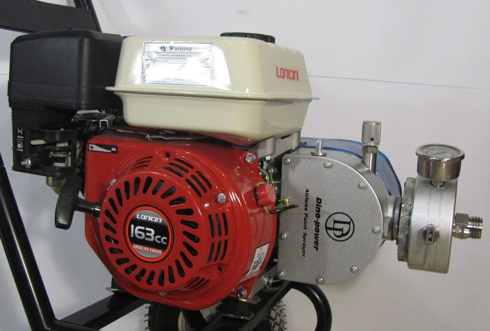 Агрегат окрасочный с бензиновым двигателем DP-6845