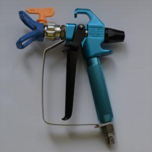 Безвоздушный пистолет высокого давления DP-6374 (до 500 бар)