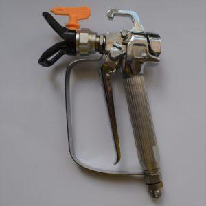 Безвоздушный пистолет DP-6371 высокого давления