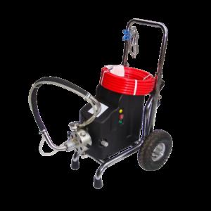 Окрасочное оборудование DP-6830 безвоздушного распыления