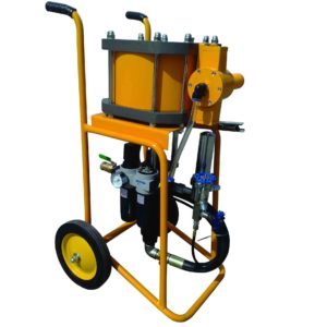 Окрасочное оборудование с пневмоприводом DP-6391C