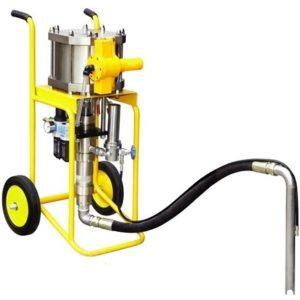 Пневматический окрасочный аппарат для особо вязких составов DP-681