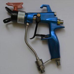 """Пистолет по принципу """"комбинированная покраска airmix"""" DP-637G40"""